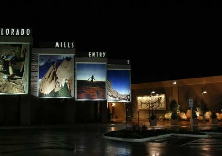 commercial exterior architectural lighting jk design group