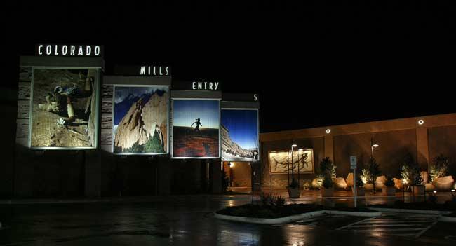 Colorado Mills Mall Food Court