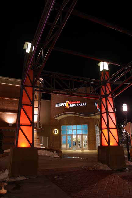 Colorado Mills Exterior Lighting Jk Design Group