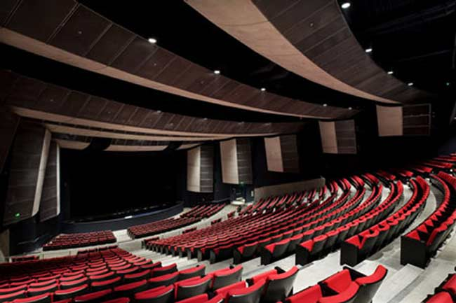 ... High School for the Visual and Performing Arts | JK Design Group