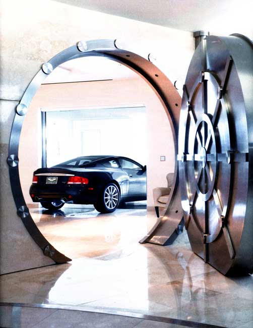 Galpin Aston Martin Showroom JK Design Group - Galpin aston martin