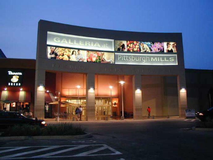 Pittsburgh Mills Exterior Lighting Jk Design Group