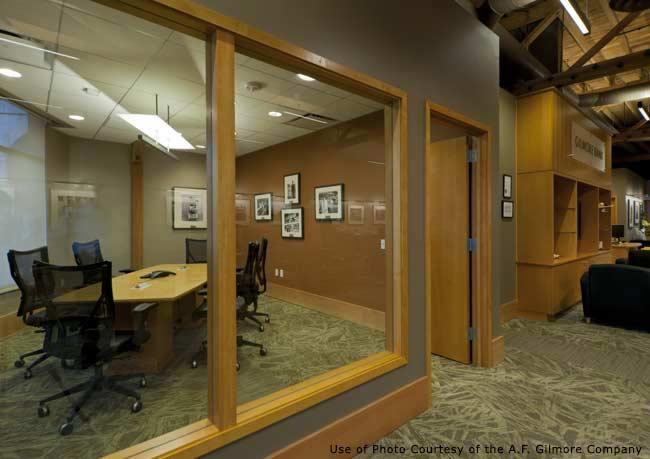 Gilmore Bank Jk Design Group